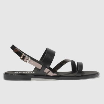 Schuh Black Malone Womens Sandals