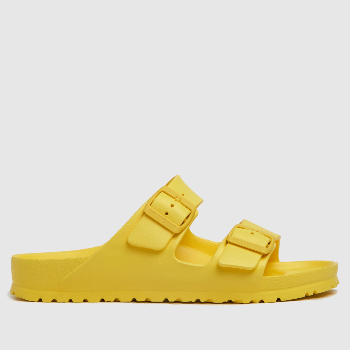 BIRKENSTOCK Yellow Arizona Sandals