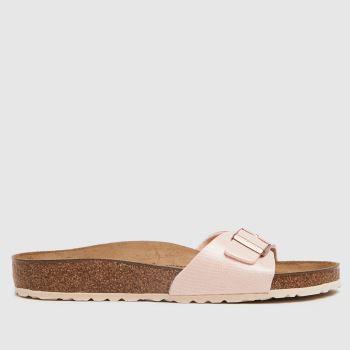 BIRKENSTOCK Pale Pink Madrid Womens Sandals