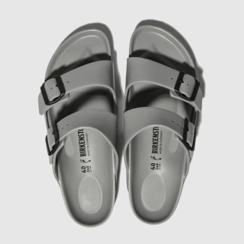 Birkenstock Grey Arizona Eva Womens Sandals