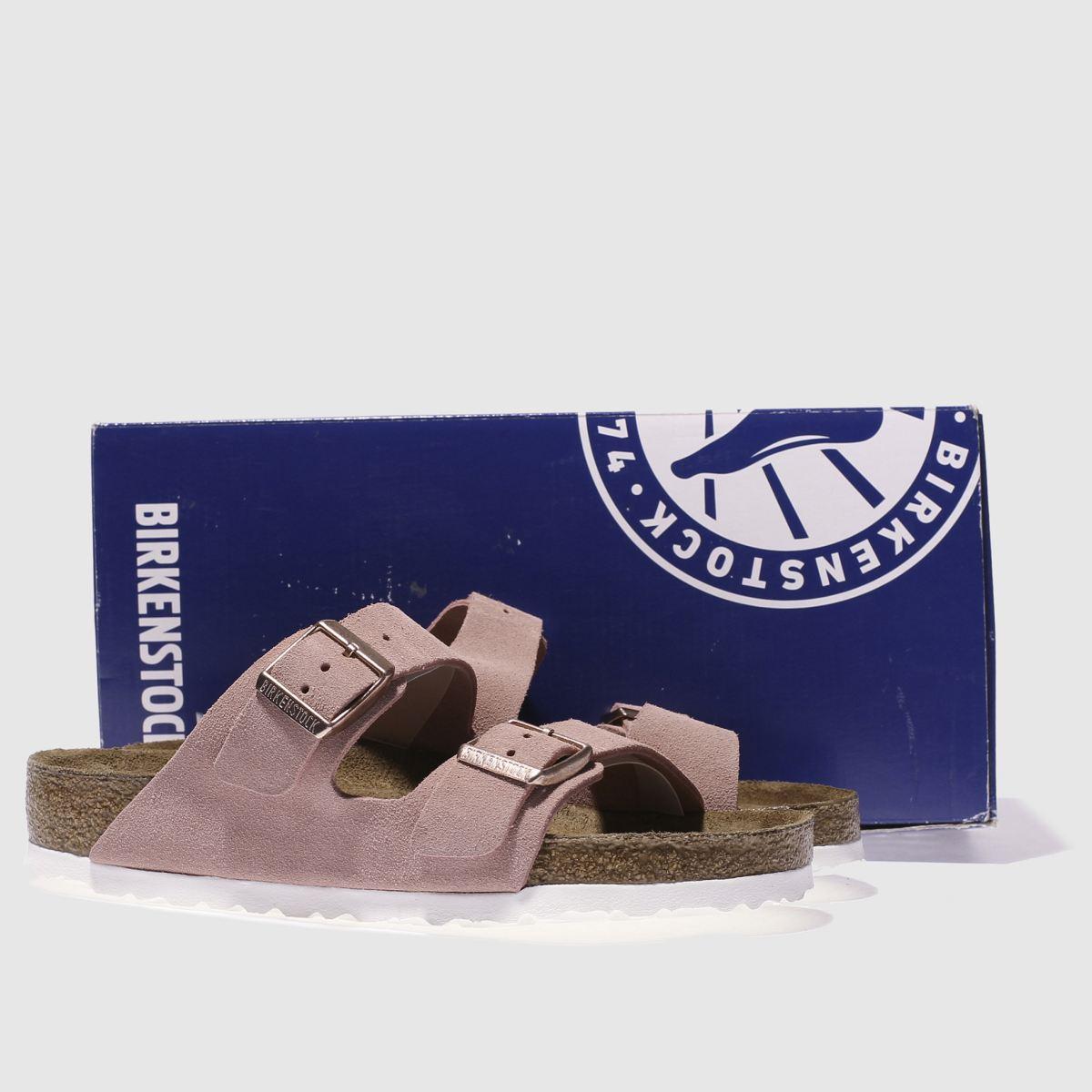 Damen Rosa birkenstock Arizona Soft schuh Footbed Suede Sandalen   schuh Soft Gute Qualität beliebte Schuhe df56c1