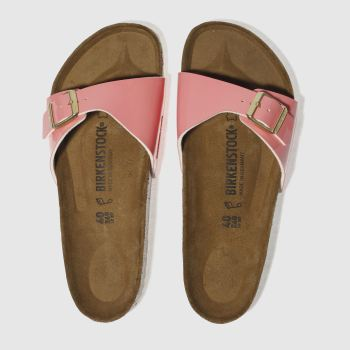 Birkenstock Pink Madrid Womens Sandals