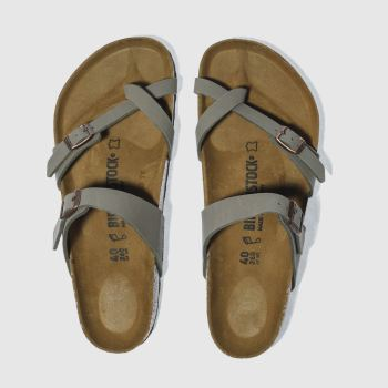 Birkenstock Grey Mayari Womens Sandals