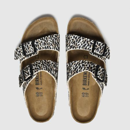 BIRKENSTOCK Leopard Print Arizonatitle=