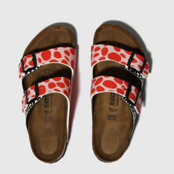 Birkenstock Multi Arizona Womens Sandals