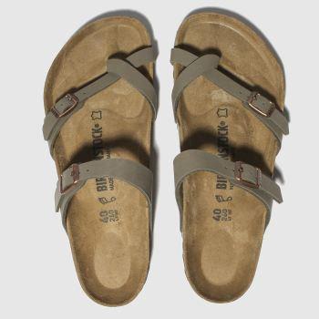 b3156ee6dc56 Birkenstock Stone Mayari Womens Sandals