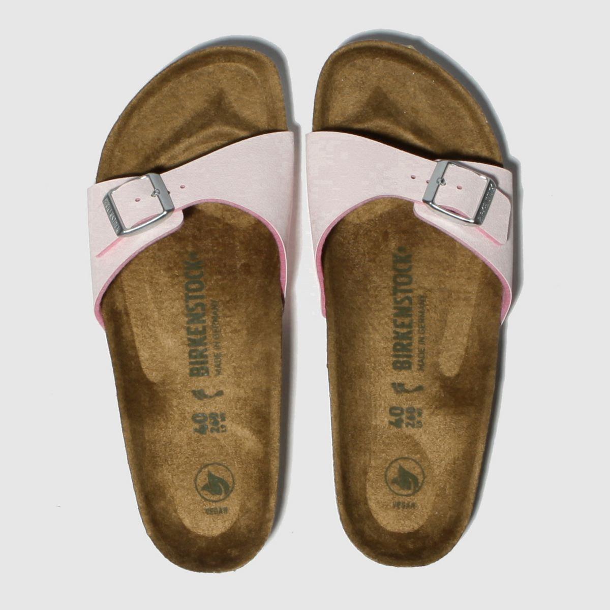 Birkenstock Pink Madrid Vegan Sandals