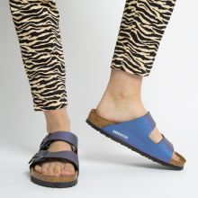 Birkenstock Icy Metallic Arizona 1
