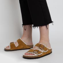 Birkenstock Arizona Shearling 1