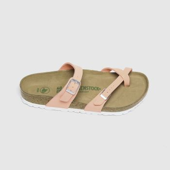 BIRKENSTOCK Pale Pink Mayari Womens Sandals