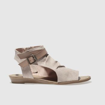 Blowfish Pale Pink BALLA Sandals