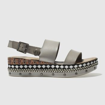 Blowfish Grey Lola-B Womens Sandals