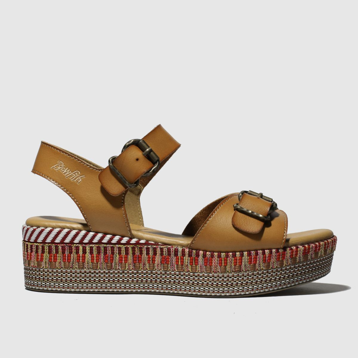 Blowfish Tan Leeds B Sandals
