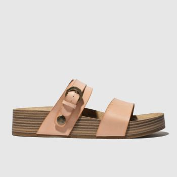 Blowfish Malibu Pale Pink Marge Vegan Womens Sandals