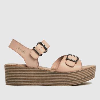 Blowfish Malibu Pale Pink Leeds Vegan Womens Sandals