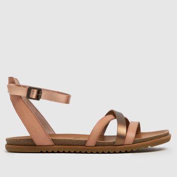Blowfish Malibu Pale Pink Maylie Womens Sandals
