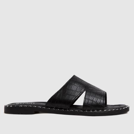 schuh Topaz Croc Studded Muletitle=