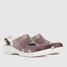 crocs Classic Glitter Pride,2 of 4