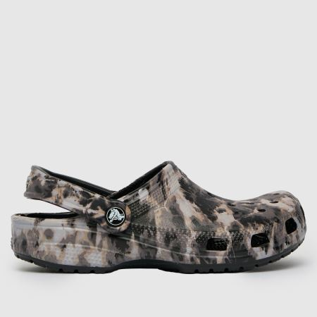crocs Bleach Dye Clogtitle=