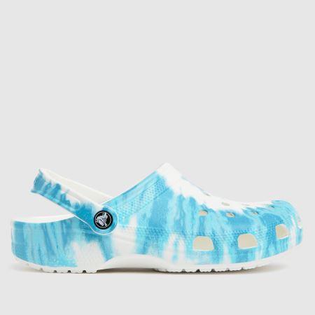 crocs Tie Dye Clogtitle=