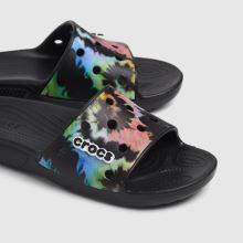 crocs Tie Dye Classic Slide,4 of 4