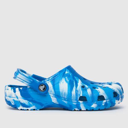 crocs Classic Sandal Marbletitle=