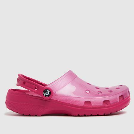 crocs Classic Translucent Clogtitle=