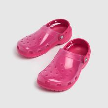 crocs Classic Translucent Clog,3 of 4