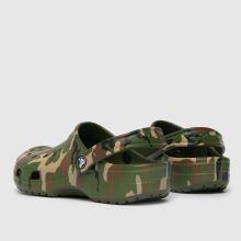 crocs Classic Camo Clog,4 of 4