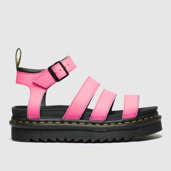 Dr Martens Pink Blaire Sandal c2namevalue::Womens Sandals