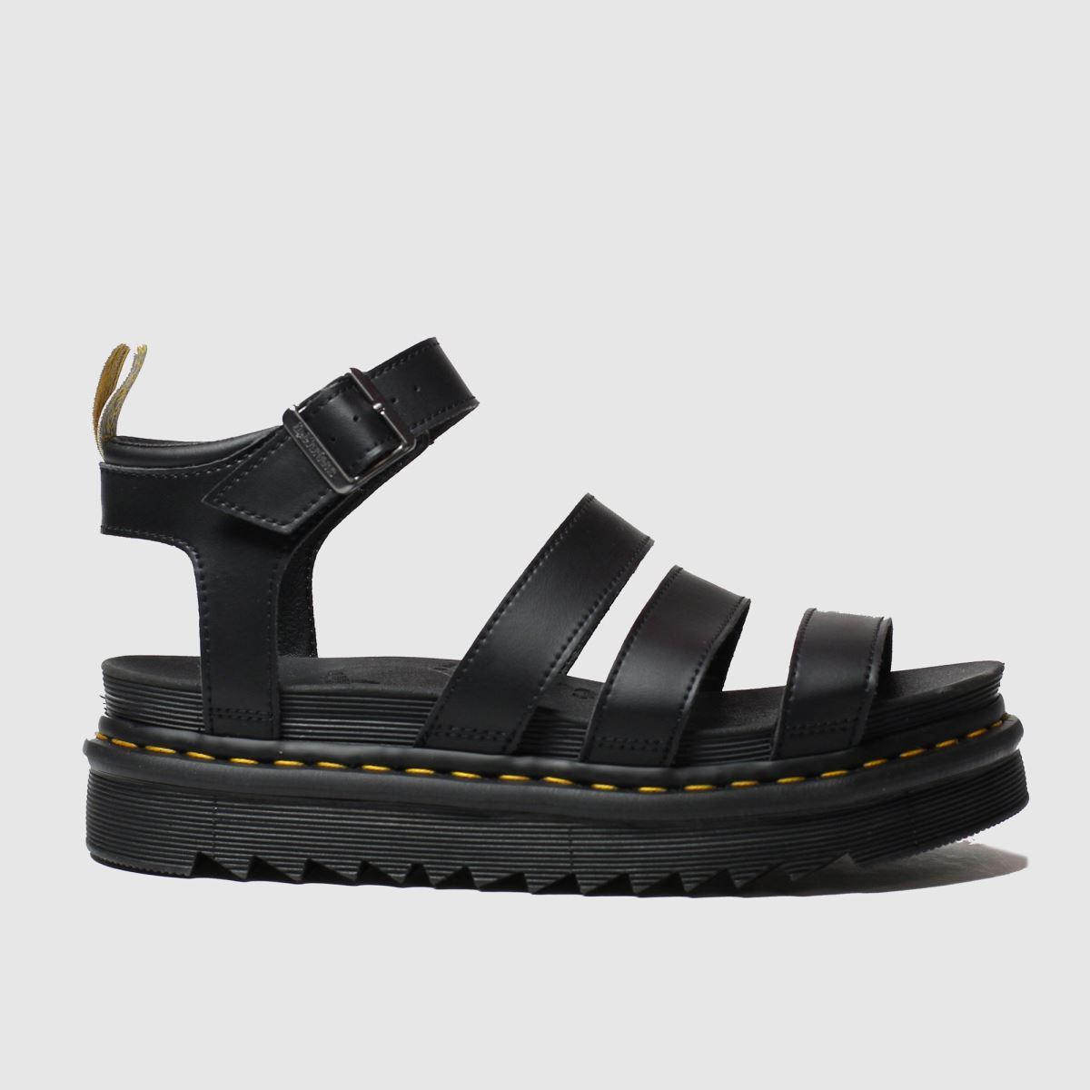 Dr Martens Black Vegan Blaire Sandal Sandals