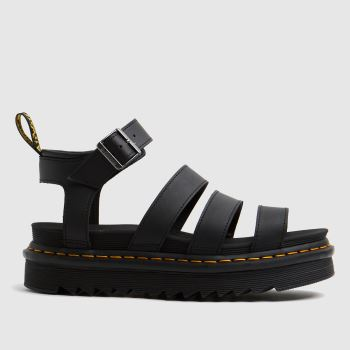 Dr Martens Black Blaire Womens Sandals
