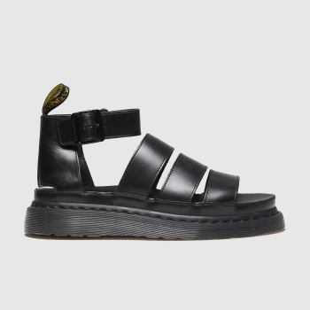 Dr Martens Black Clarissa Ii Womens Sandals