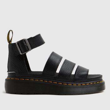 Dr Martens Black Dm Clarissa Quad Womens Sandals