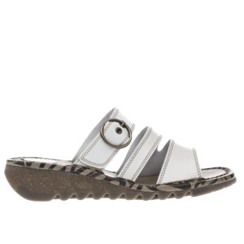 FLY LONDON STONE THEA SANDALS