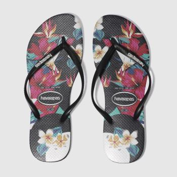 Havaianas Multi Slim Tropical Floral Womens Sandals