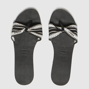 Havaianas Black You St Tropez Fita c2namevalue::Womens Sandals