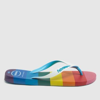 Havaianas Multi Pride All Over Womens Sandals