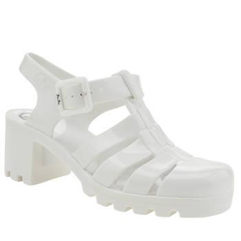 611e75e84193 womens white juju jellies babe sandals
