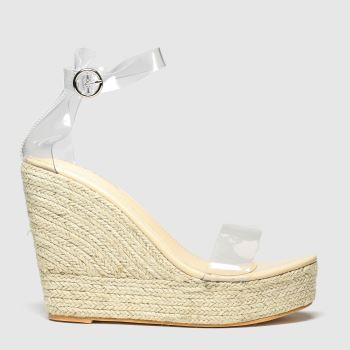Public Desire Natural Oprah Womens Sandals