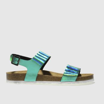 Red Or Dead Green VISCOUNT Sandals