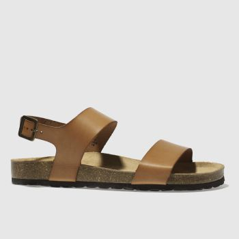 Red Or Dead Tan Viscount Womens Sandals