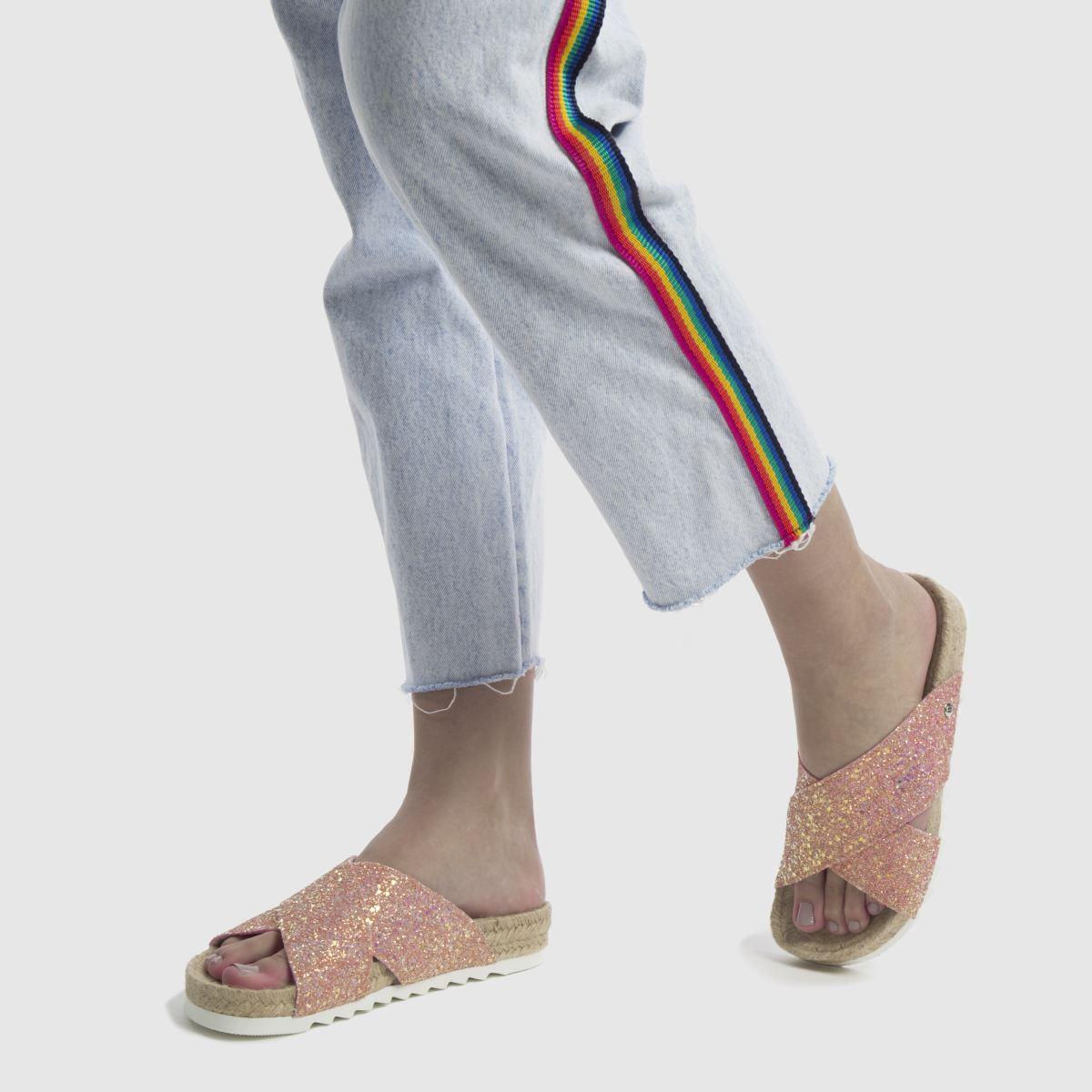 Damen Pink red or dead Florentine Sandalen | schuh Gute Qualität beliebte Schuhe