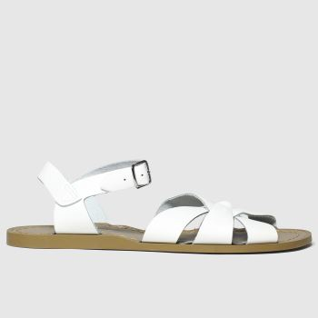 Salt-water White The Original Sandals