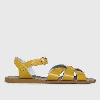 Salt-Water Yellow The Original Womens Sandals