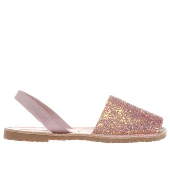 Solillas Pink Original Womens Sandals