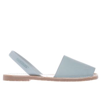 Solillas Blue Original Womens Sandals