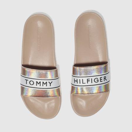 TommyHilfiger Mirror Sparkle Beach Slidetitle=