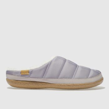 Toms Lilac Ivy Womens Slippers