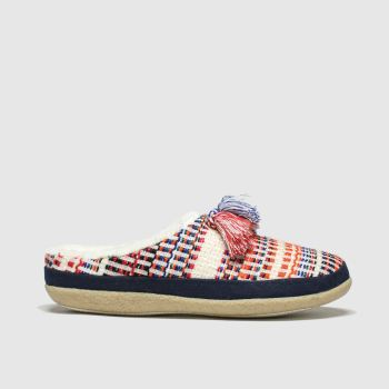Toms Multi Ivy Womens Slippers